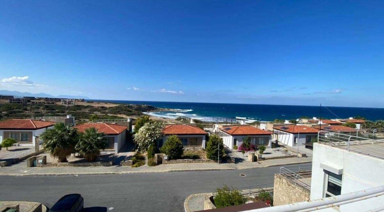 Tatlisu Beachfront Penthouse 3 Bed - North Cyprus Property 1