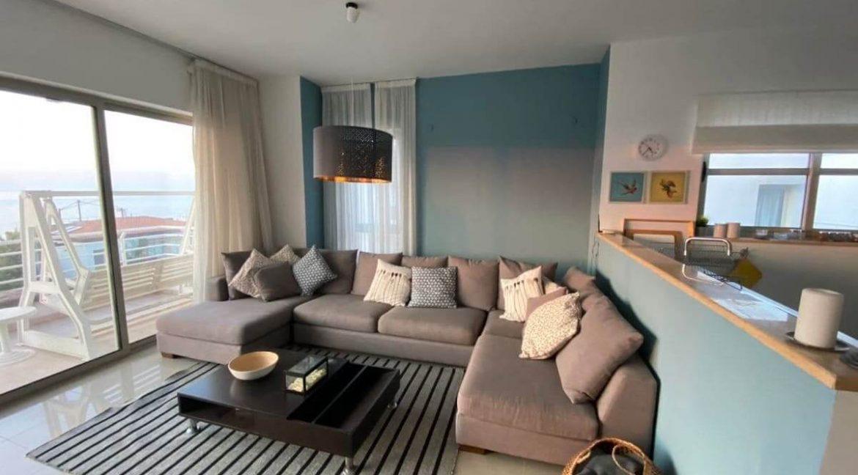 Tatlisu Beachfront Penthouse 3 Bed - North Cyprus Property 14