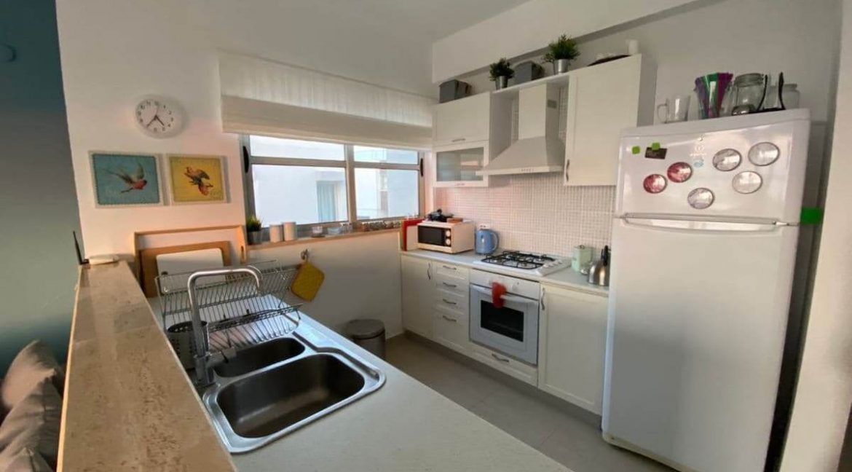 Tatlisu Beachfront Penthouse 3 Bed - North Cyprus Property 15