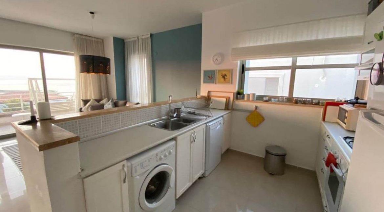 Tatlisu Beachfront Penthouse 3 Bed - North Cyprus Property 16