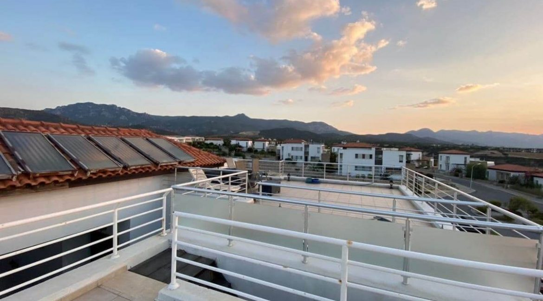 Tatlisu Beachfront Penthouse 3 Bed - North Cyprus Property 20