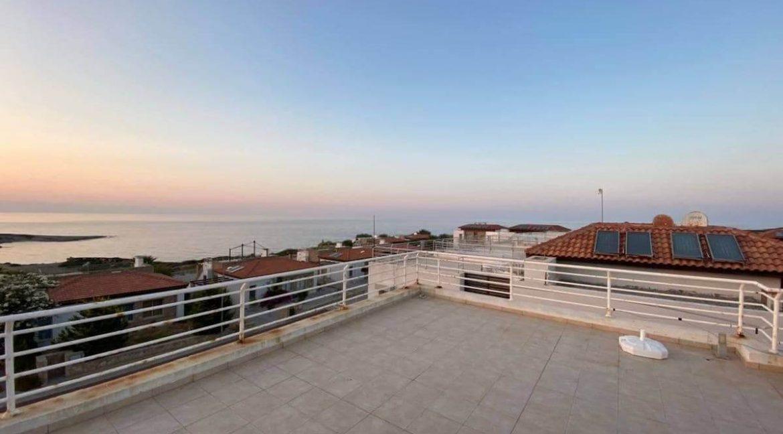 Tatlisu Beachfront Penthouse 3 Bed - North Cyprus Property 23