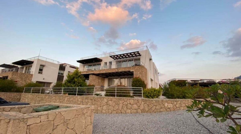 Tatlisu Beachfront Penthouse 3 Bed - North Cyprus Property 3