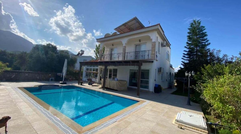 Bellapais Palms Seaview Villa 3 Bed - North Cyprus Property 17
