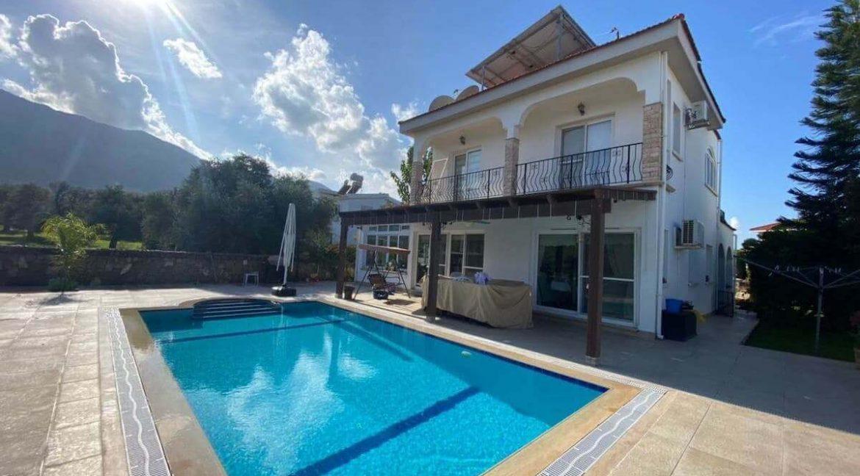 Bellapais Palms Seaview Villa 3 Bed - North Cyprus Property 18