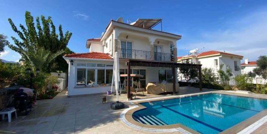 Bellapais Palms Seaview Villa 3 Bed