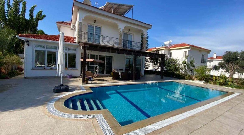 Bellapais Palms Seaview Villa 3 Bed - North Cyprus Property 2