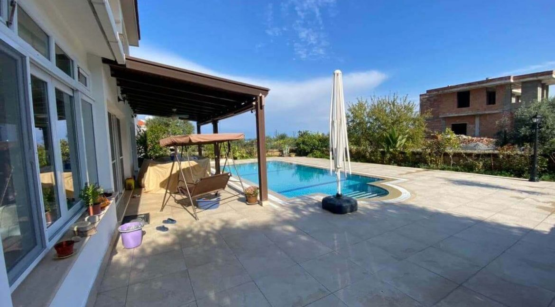 Bellapais Palms Seaview Villa 3 Bed - North Cyprus Property 20