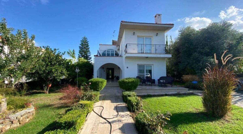 Bellapais Palms Seaview Villa 3 Bed - North Cyprus Property 23
