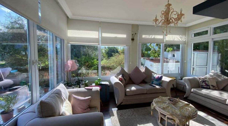 Bellapais Palms Seaview Villa 3 Bed - North Cyprus Property 27