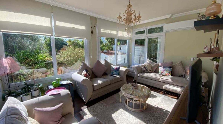 Bellapais Palms Seaview Villa 3 Bed - North Cyprus Property 28