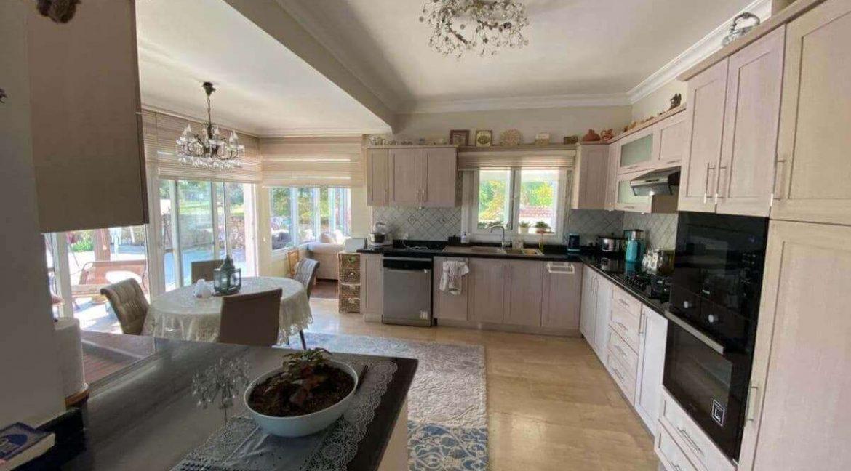 Bellapais Palms Seaview Villa 3 Bed - North Cyprus Property 30