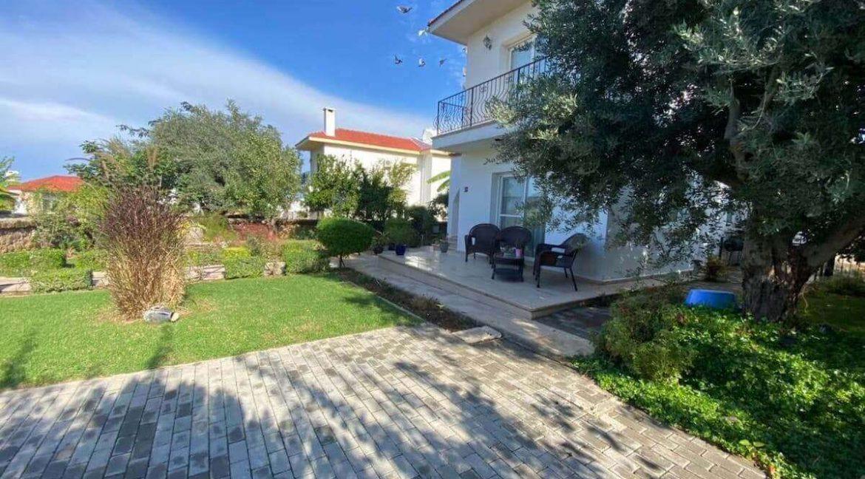 Bellapais Palms Seaview Villa 3 Bed - North Cyprus Property 31