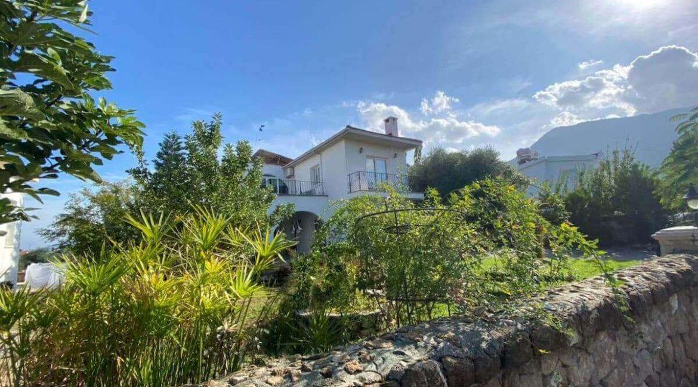 Bellapais Palms Seaview Villa 3 Bed - North Cyprus Property 32