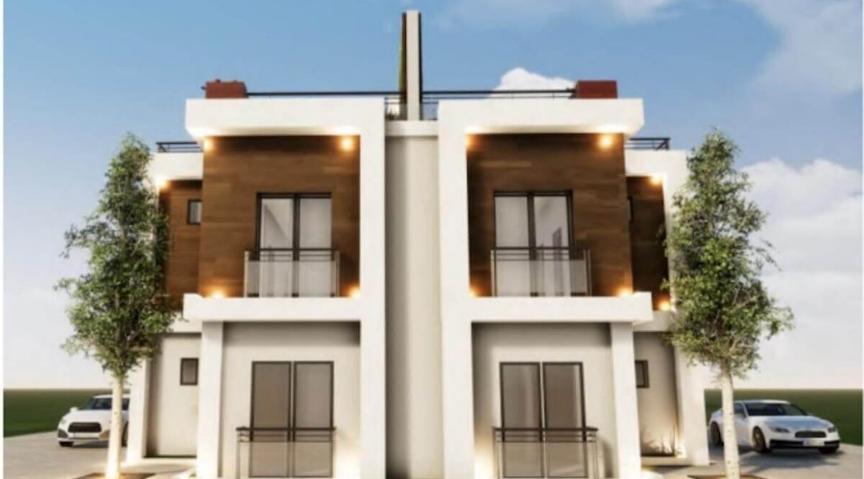 Esentepe Cliff Villas 3 Bed - North Cyprus Property 11