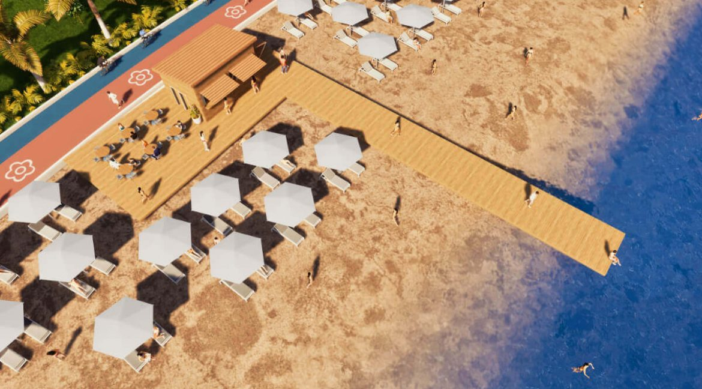 Esentepe Cliff Villas 3 Bed - North Cyprus Property 2