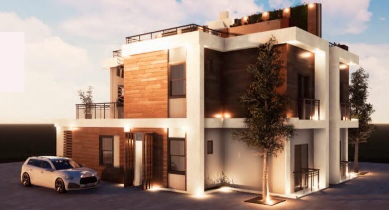 Esentepe Cliff Villas 3 Bed - North Cyprus Property 5