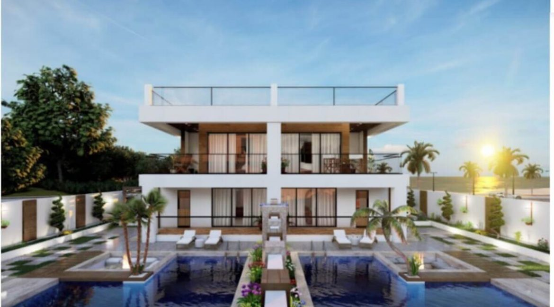 Esentepe Cliff Villas 3 Bed - North Cyprus Property SEP1