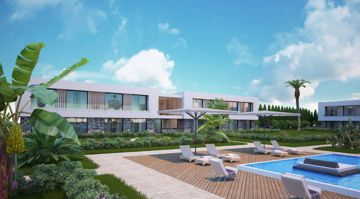 Beach and Spa Wellness Resort Studio Penthouse - North Cyprus Property 1