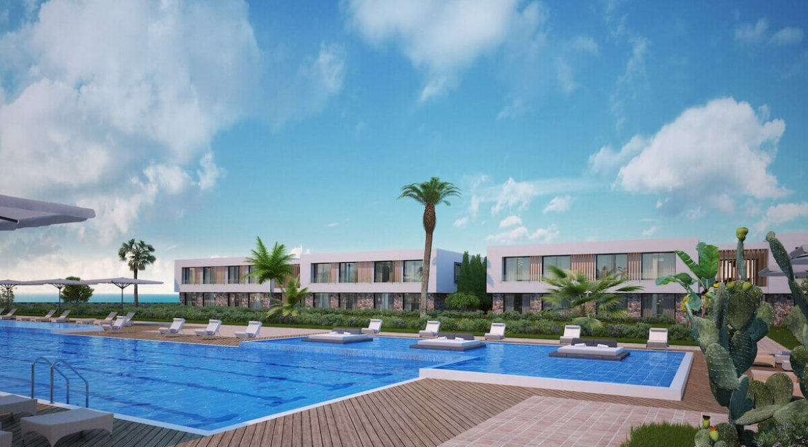 Beach and Spa Wellness Resort Studio Penthouse - North Cyprus Property 2