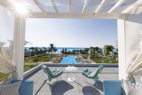 Beach and Spa Wellness Resort Studio Penthouse - North Cyprus Property 5