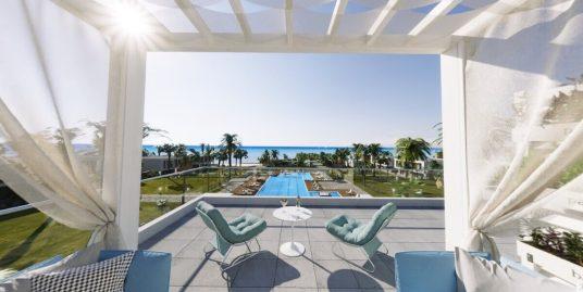 Beach and Spa Wellness Resort Studio penthouse