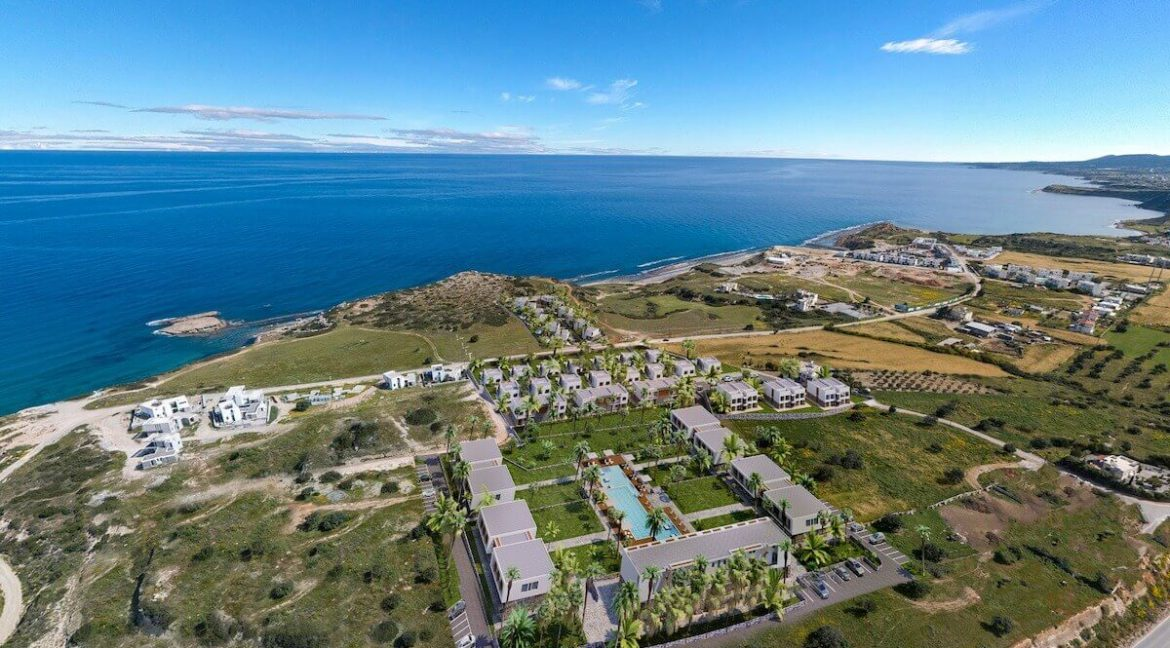 Beach and Spa Wellness Resort Studio Penthouse - North Cyprus Property S3