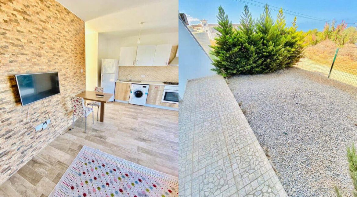 Kyrenia West-Side Modern Apartment 1 Bed - North Cyprus Property 2