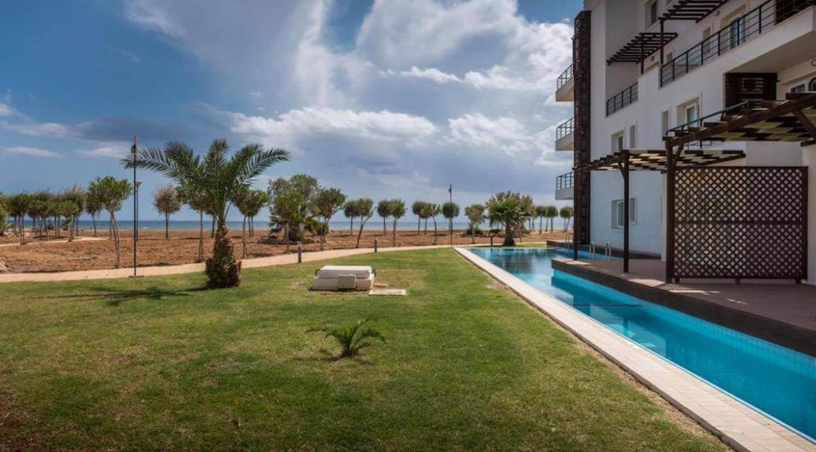 Bafra Beachfront Seaview Apartment - North Cyprus Property 5