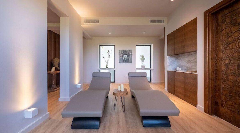 Bafra Beachfront Seaview Apartments Facilities - North Cyprus Property 5