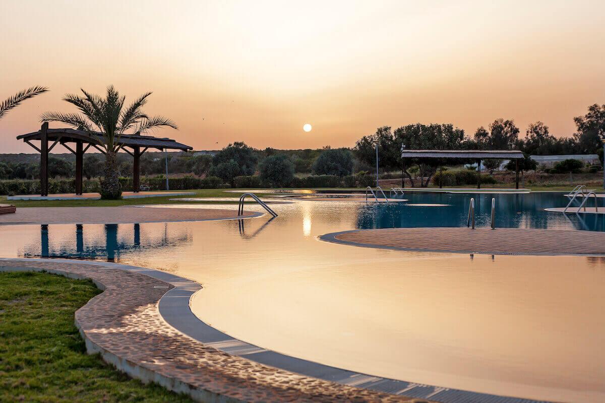 Bafra Beachfront Apartment – 1 Bed