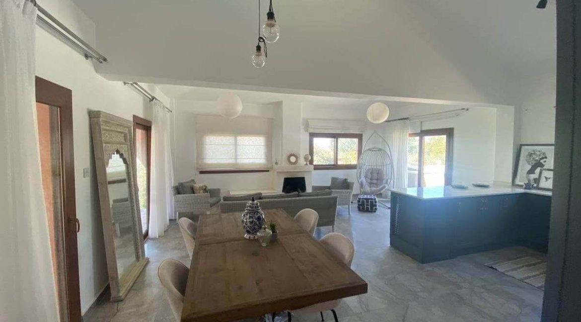 Catalkoy Palms Villa 4 Bed - North Cyprus Property 34