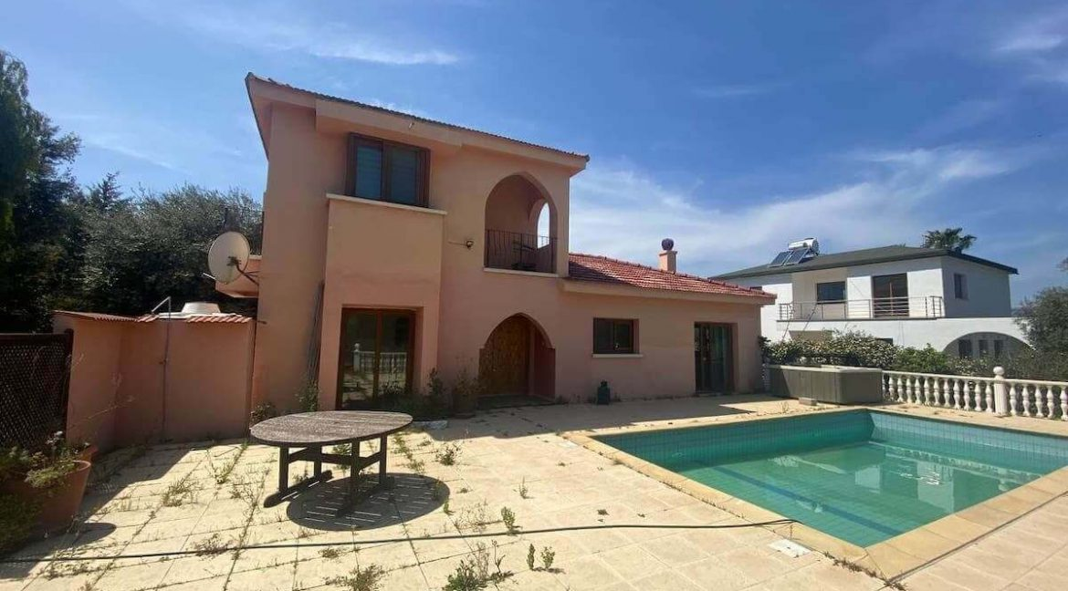 Catalkoy Palms Villa 4 Bed - North Cyprus Property 41