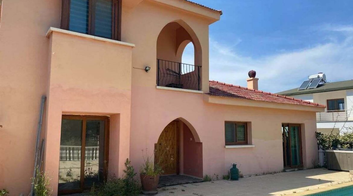 Catalkoy Palms Villa 4 Bed - North Cyprus Property 43