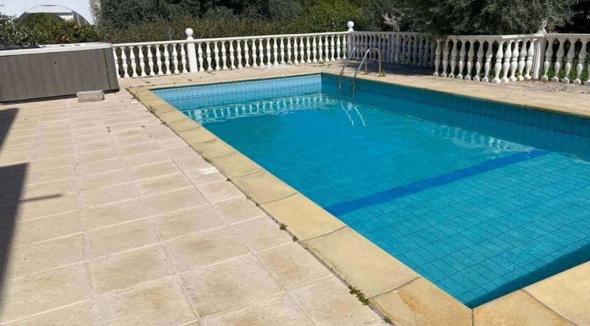 Catalkoy Palms Villa 4 Bed - North Cyprus Property 9