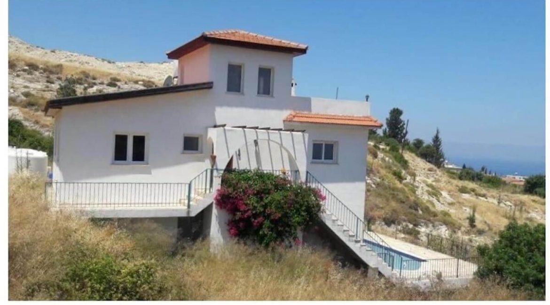 Karsiyaka Panaroma Villa 3 Bed - North Cyprus Property 1