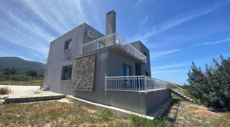 Tatlisu Modern Seaview Villa 2 Donum - North Cyprus Property 1