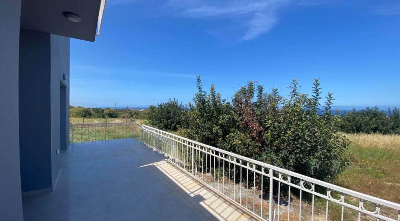 Tatlisu Modern Seaview Villa 2 Donum - North Cyprus Property 27