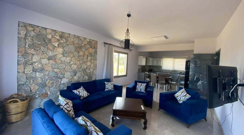 Tatlisu Modern Seaview Villa 2 Donum - North Cyprus Property 29