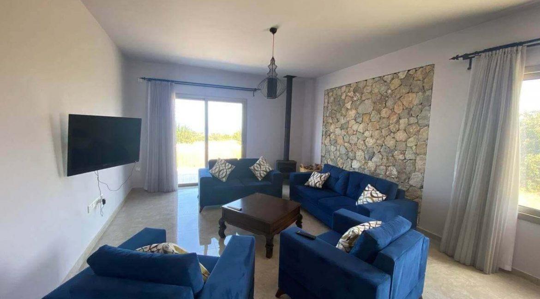 Tatlisu Modern Seaview Villa 2 Donum - North Cyprus Property 30