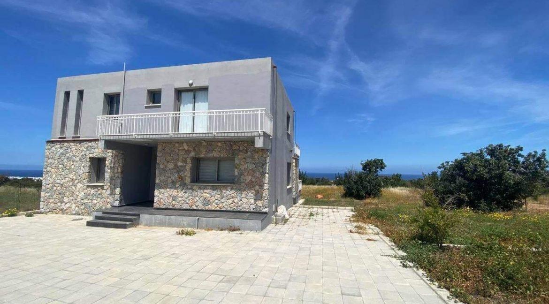 Tatlisu Modern Seaview Villa 2 Donum - North Cyprus Property 34