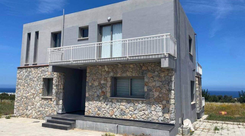 Tatlisu Modern Seaview Villa 2 Donum - North Cyprus Property 36