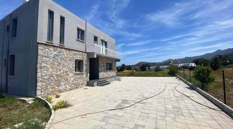 Tatlisu Modern Seaview Villa 2 Donum - North Cyprus Property 38