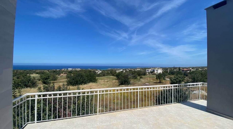 Tatlisu Modern Seaview Villa 2 Donum - North Cyprus Property 9