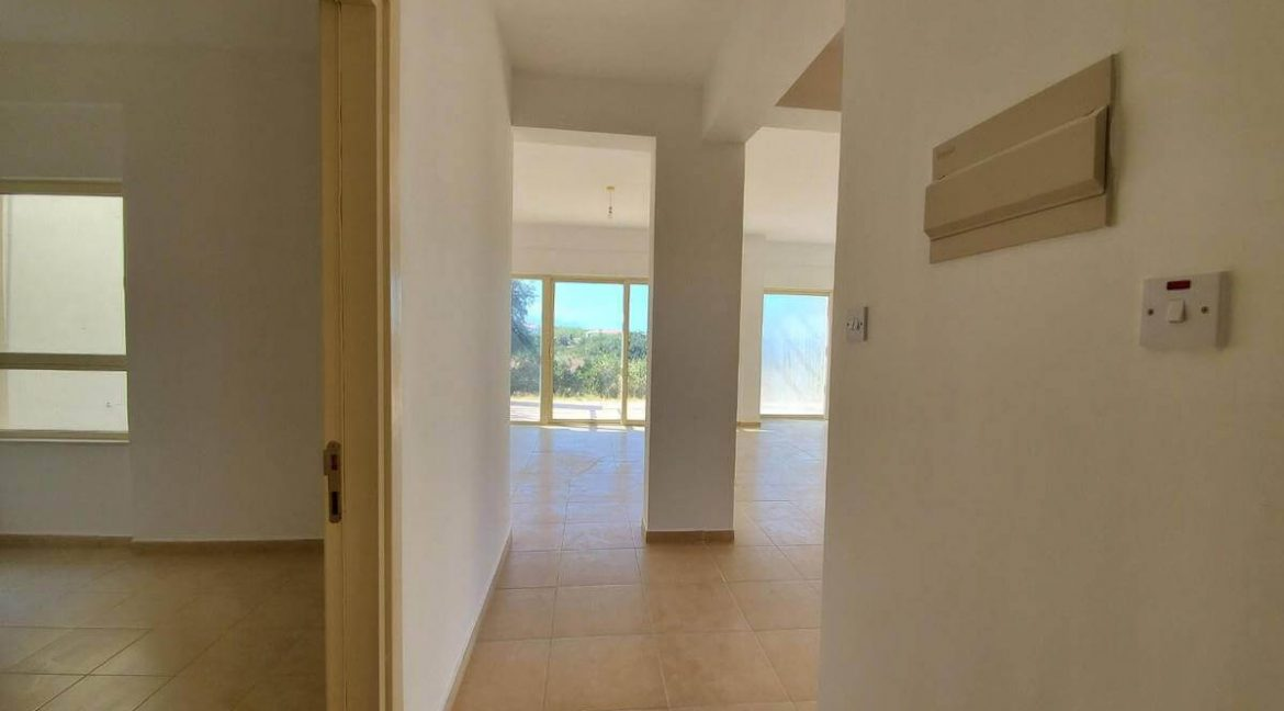 Turtle Beach Golf Seaview Groundfloor Apartment 3 Bed - North Cyprus Property 15