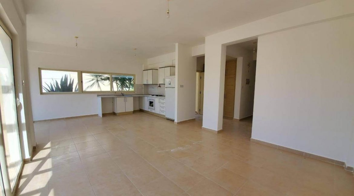 Turtle Beach Golf Seaview Groundfloor Apartment 3 Bed - North Cyprus Property 2