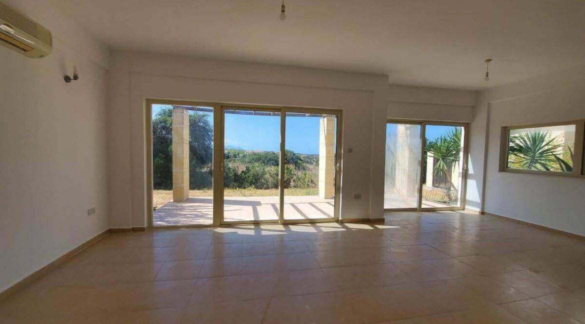 Turtle Beach Golf Seaview Groundfloor Apartment 3 Bed - North Cyprus Property 22