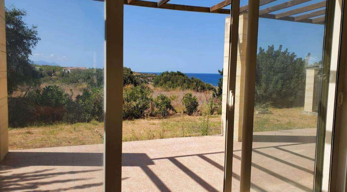Turtle Beach Golf Seaview Groundfloor Apartment 3 Bed - North Cyprus Property 23