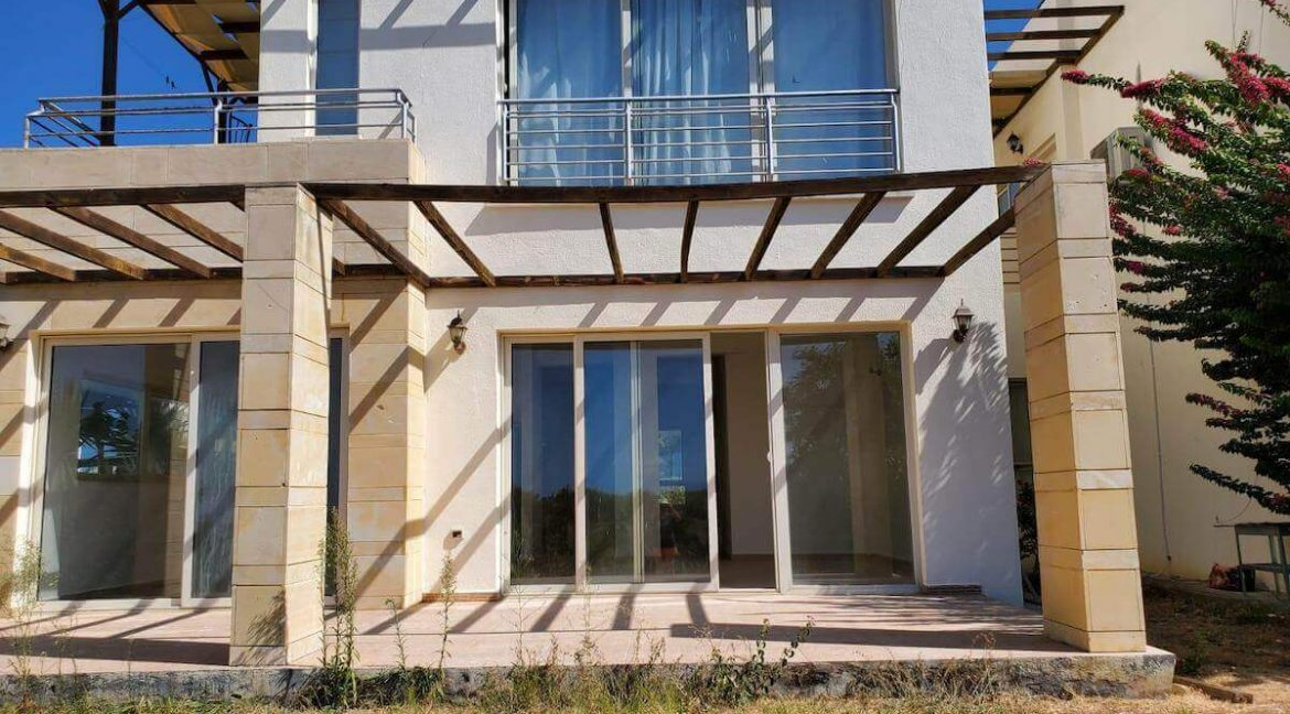 Turtle Beach Golf Seaview Groundfloor Apartment 3 Bed - North Cyprus Property 29