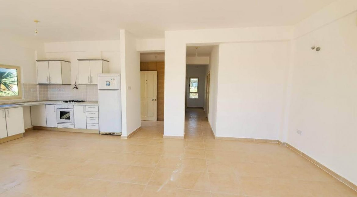 Turtle Beach Golf Seaview Groundfloor Apartment 3 Bed - North Cyprus Property 3